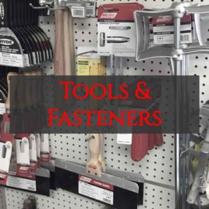 drywall tools, hilti screws, pro twist screws, putty knives, mud pans, textured rollers